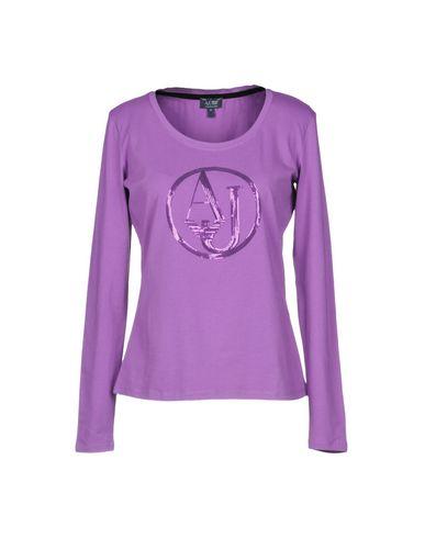 ARMANI JEANS T-Shirt in Mauve