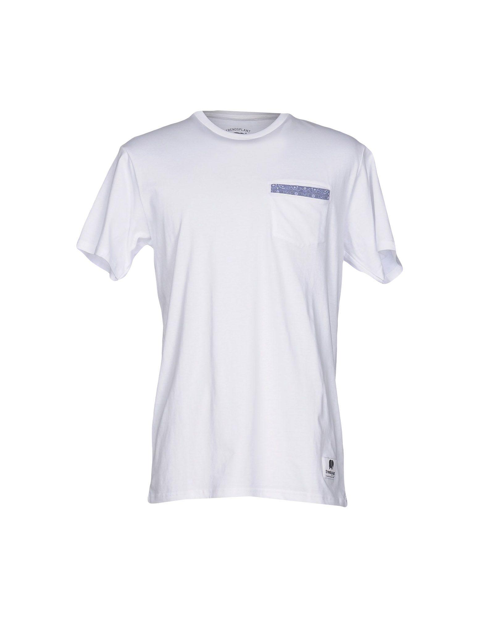 A buon mercato A buon mercato mercato buon T-Shirt Trendsplant Uomo - 12015151HR 1195aa