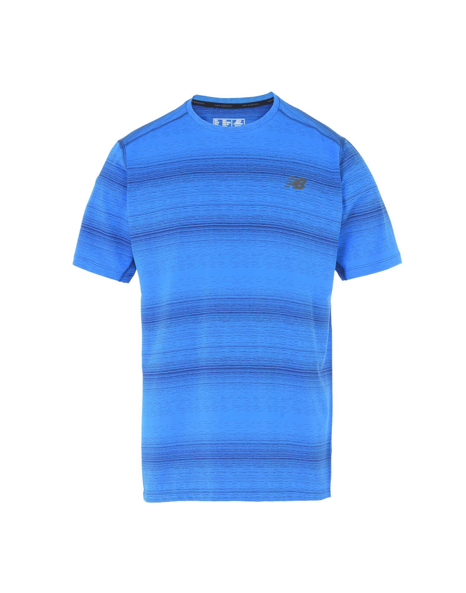 2fc15faf69fd5 New Balance Kairosport Tee - T-Shirt - Men New Balance T-Shirts online on  YOOX United States - 12018100