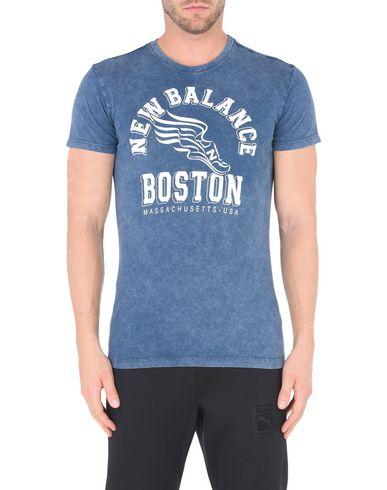 NEW BALANCE CRYSTAL TEE Sportliches T-Shirt Echt H98lIsDK