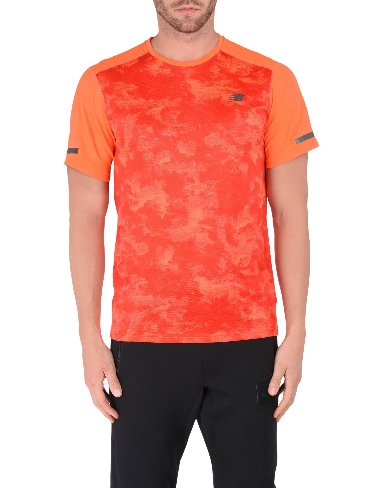 T-Shirt Nuovo Balance Intensity Max Intensity Balance Ss - Uomo - 12022014VQ 2b95ce