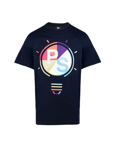 ae5663cfefbcc Ps By Paul Smith Mens Ss Reg T-Shirt Bulb - T-Shirt - Men Ps By Paul ...