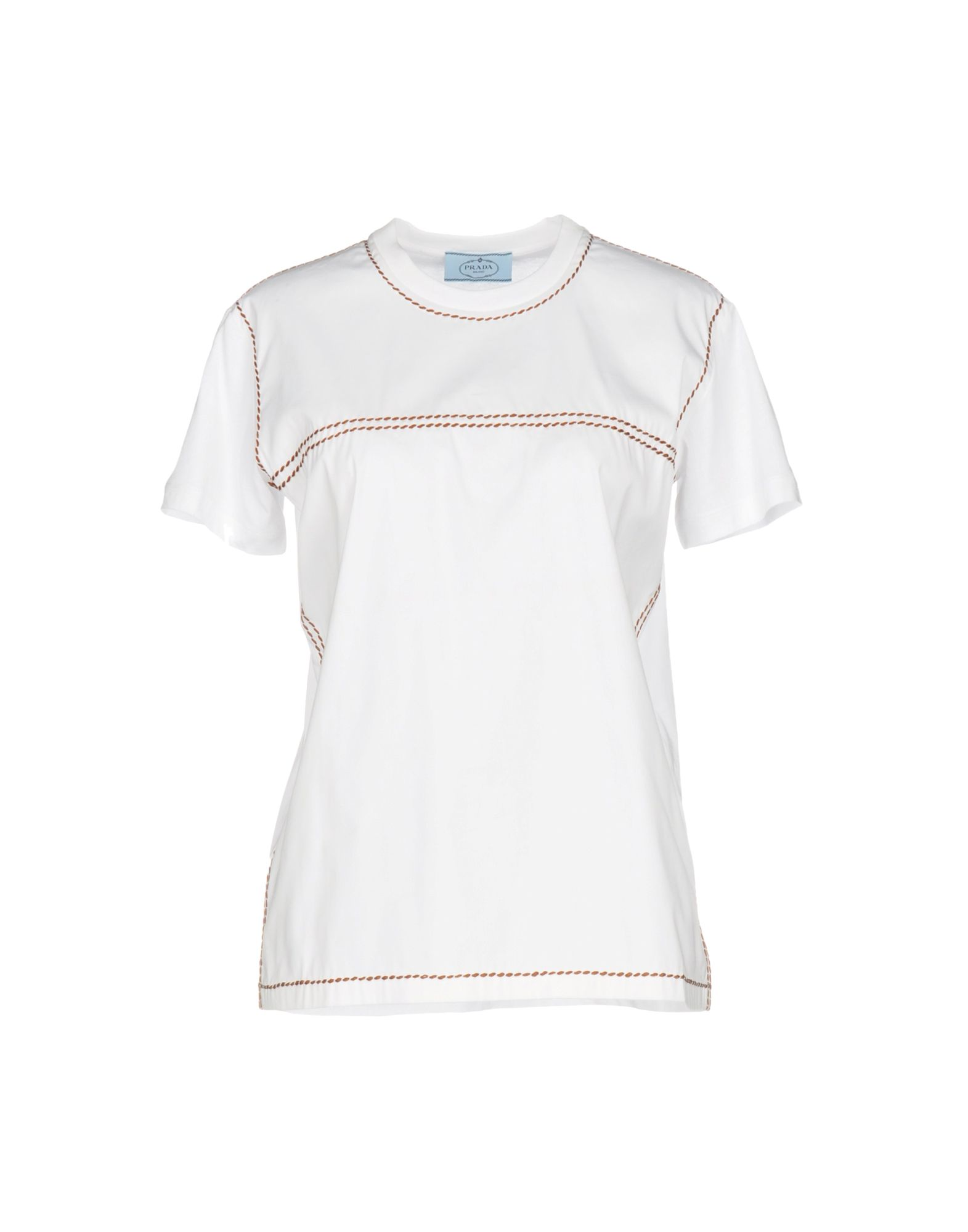 T-Shirt Prada Donna - Acquista online su nE9t4D