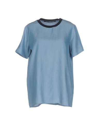 JUST FEMALE Blouse in Blue