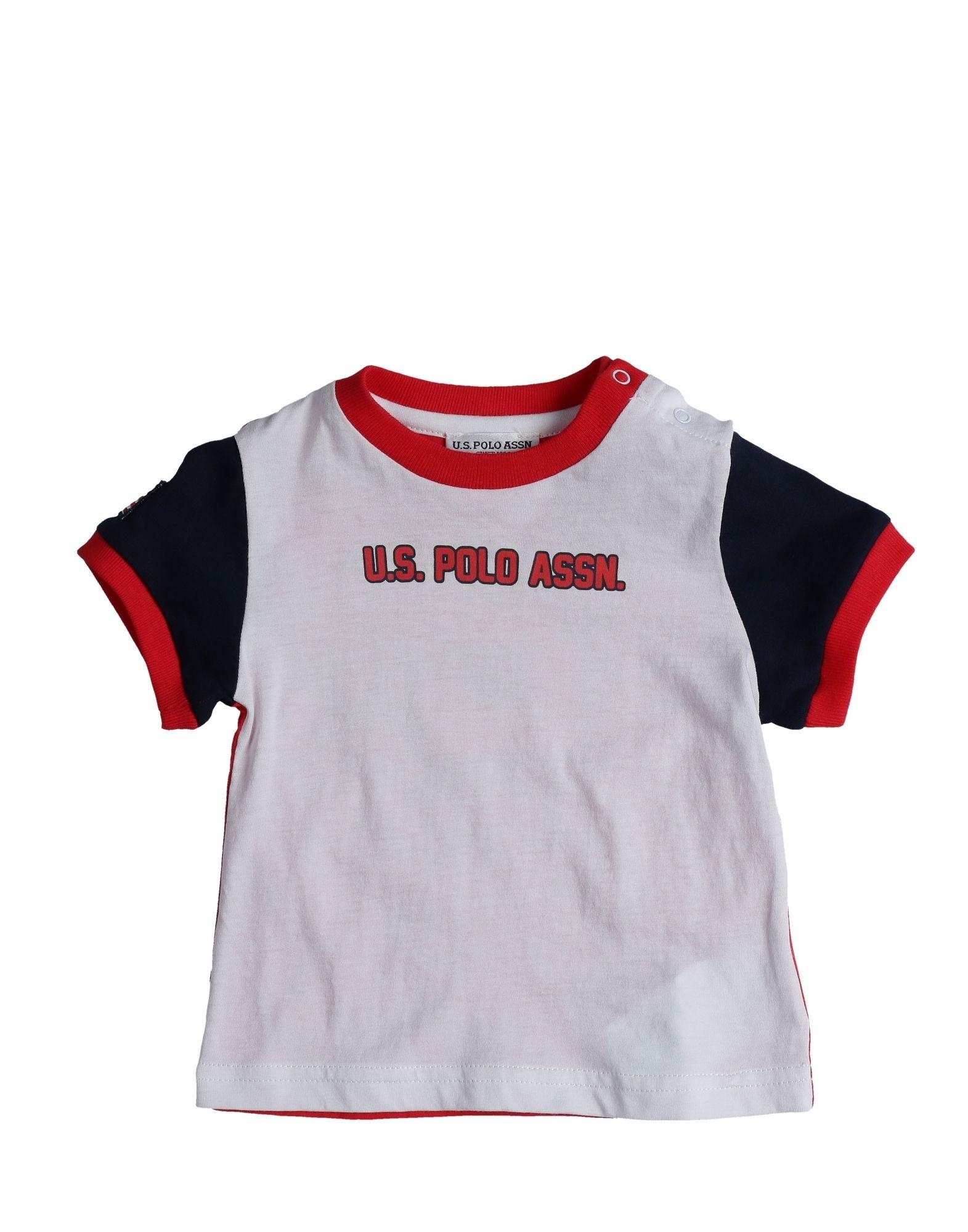 T-Shirt U.S.Polo Assn. herren - 12029799NH