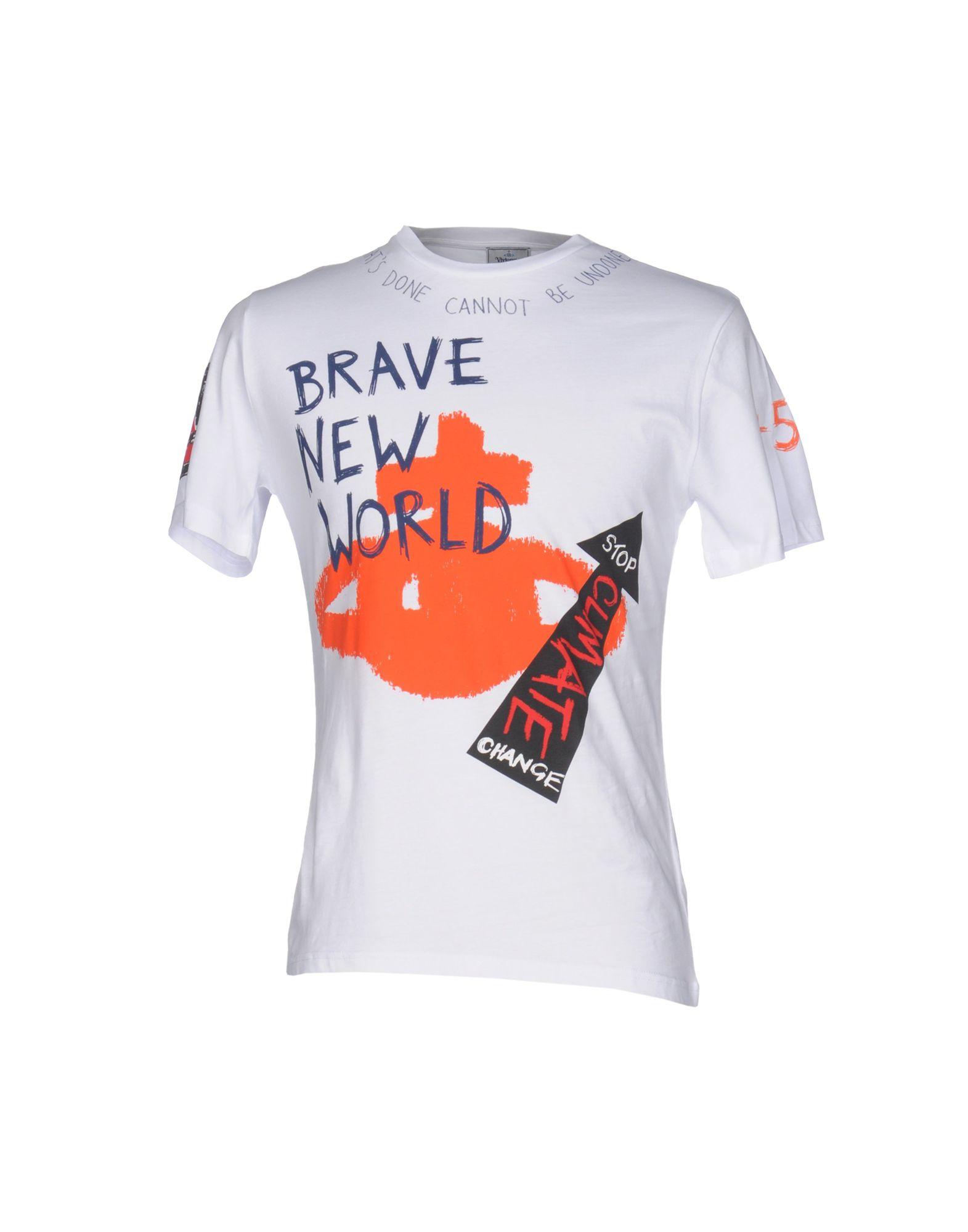 T-Shirt Vivienne Man Westwood Man Vivienne Uomo - 12032129MF f188cc