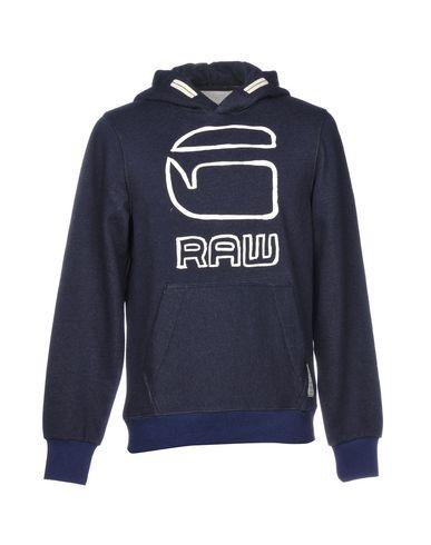 G-star Raw Sudadera billig salg bla ilatVh