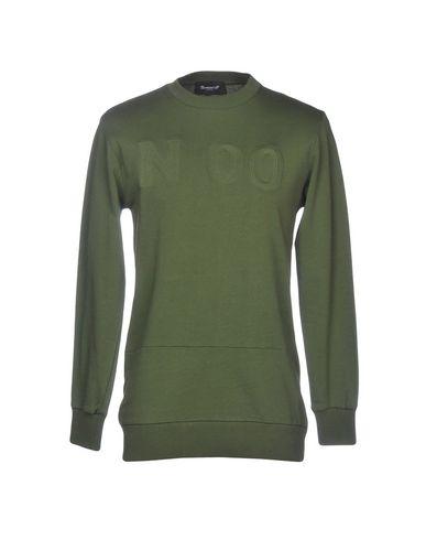 NUMERO 00 Sweatshirt in Military Green