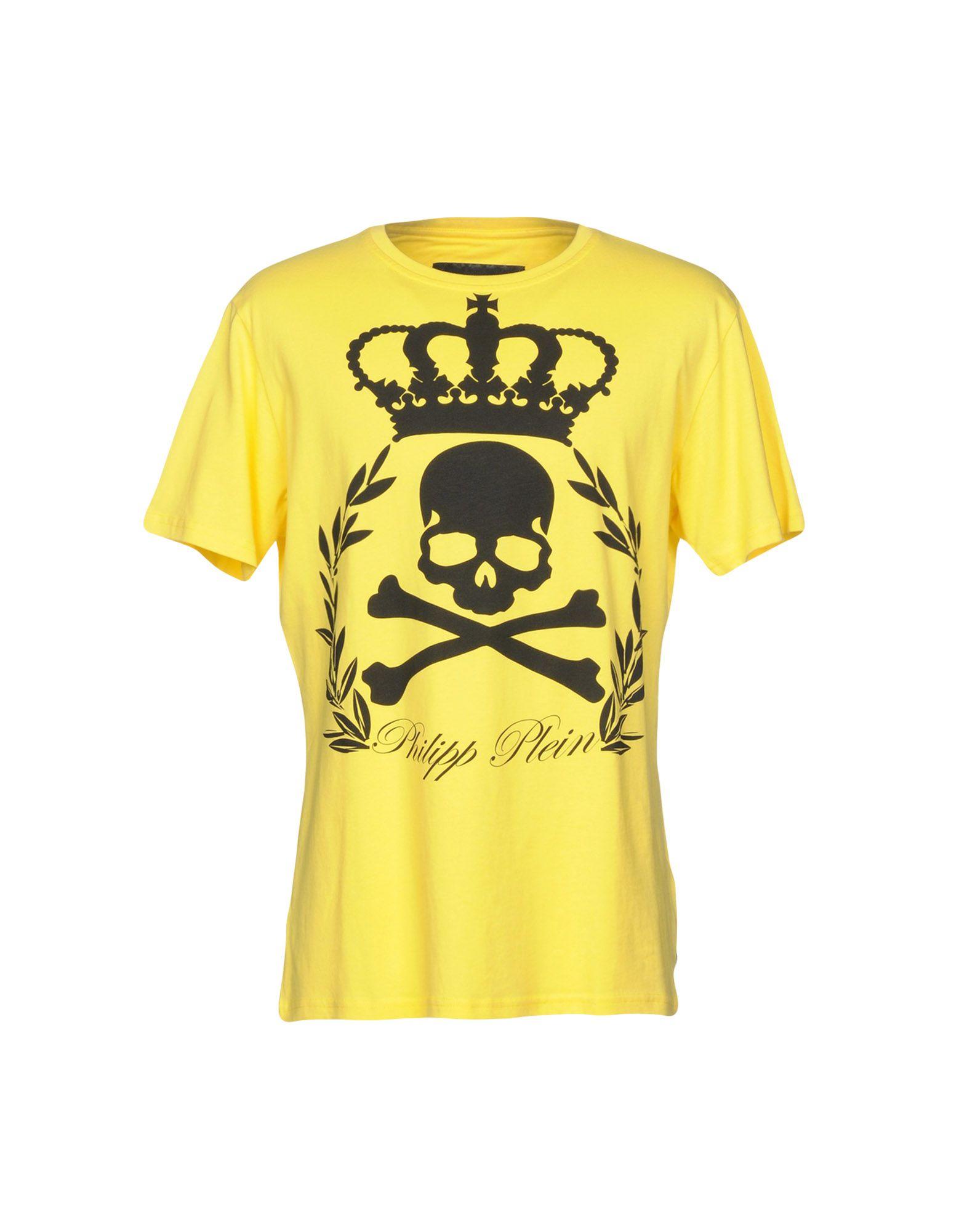 T-Shirt Philipp Plein Uomo - 12043305HE 12043305HE - dd855c