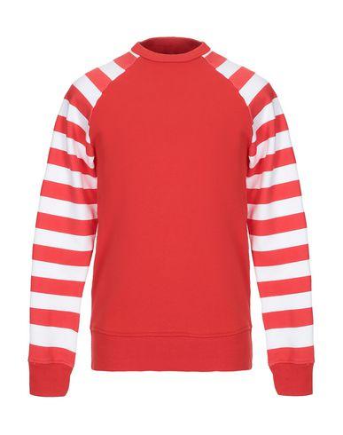 ROUNDEL LONDON Sweatshirt in Red