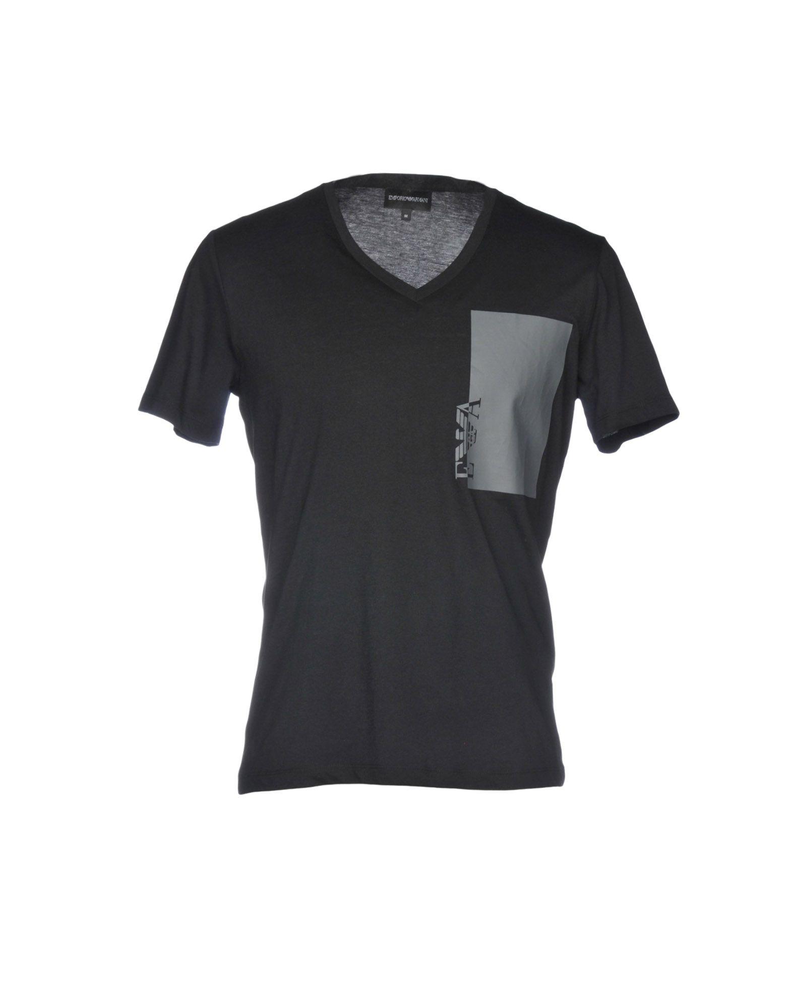 T-Shirt Emporio Armani 12047288WU Uomo - 12047288WU Armani 9aaf59