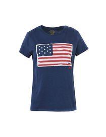 T-shirts femme en ligne  t-shirts en ligne   YOOX e9c291758456