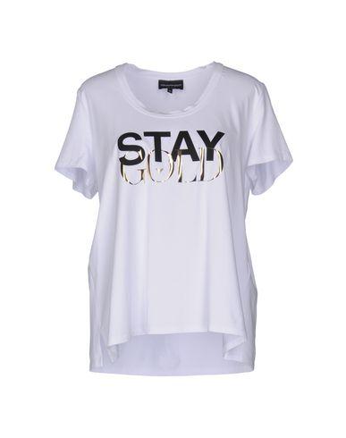 EMPORIO ARMANI T-Shirt Auslass Neue Ankunft Verbilligte MiOO5gd3