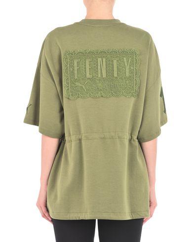 FENTY PUMA by RIHANNA DRAWSTRING GRAPHIC T-SHIRT Sweatshirt