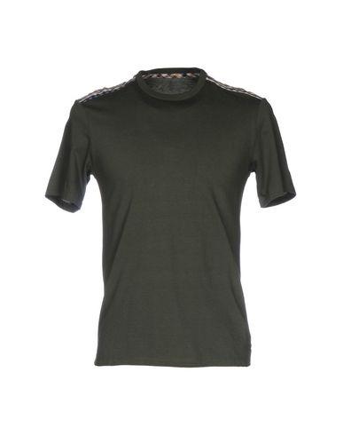 AQUASCUTUM T-Shirt in Dark Green