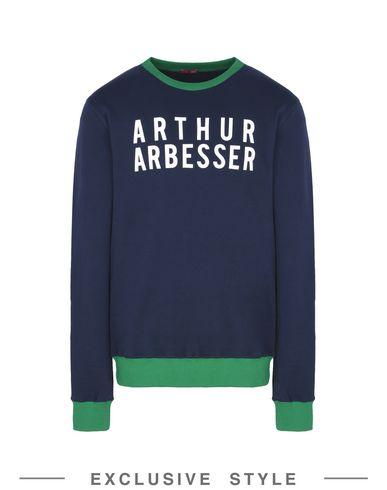 ARTHUR ARBESSER x YOOX PRINTED SWEATSHIRT Sweatshirt