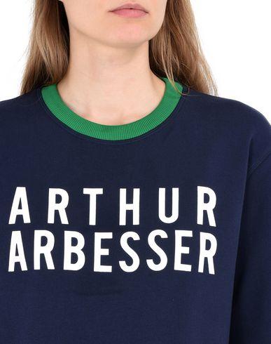ARTHUR ARBESSER x YOOX PRINTED SWEATSHIRT Sudadera