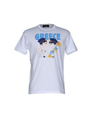 DSQUARED2 T-Shirt Gutes Verkauf Günstig Online Spielraum-Websites Frei Verschiffen Angebot ljUVCV