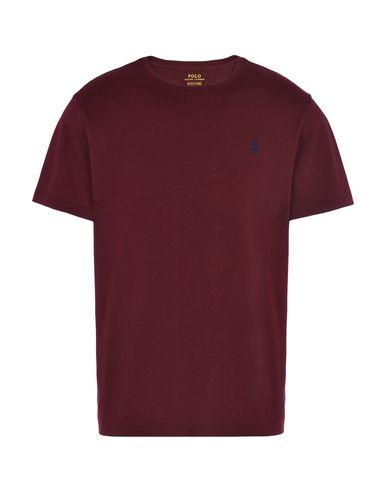 0514710790c Polo Ralph Lauren Custom Fit T Shirt - T-Shirt - Men Polo Ralph Lauren T- Shirts online on YOOX United Kingdom - 12058417