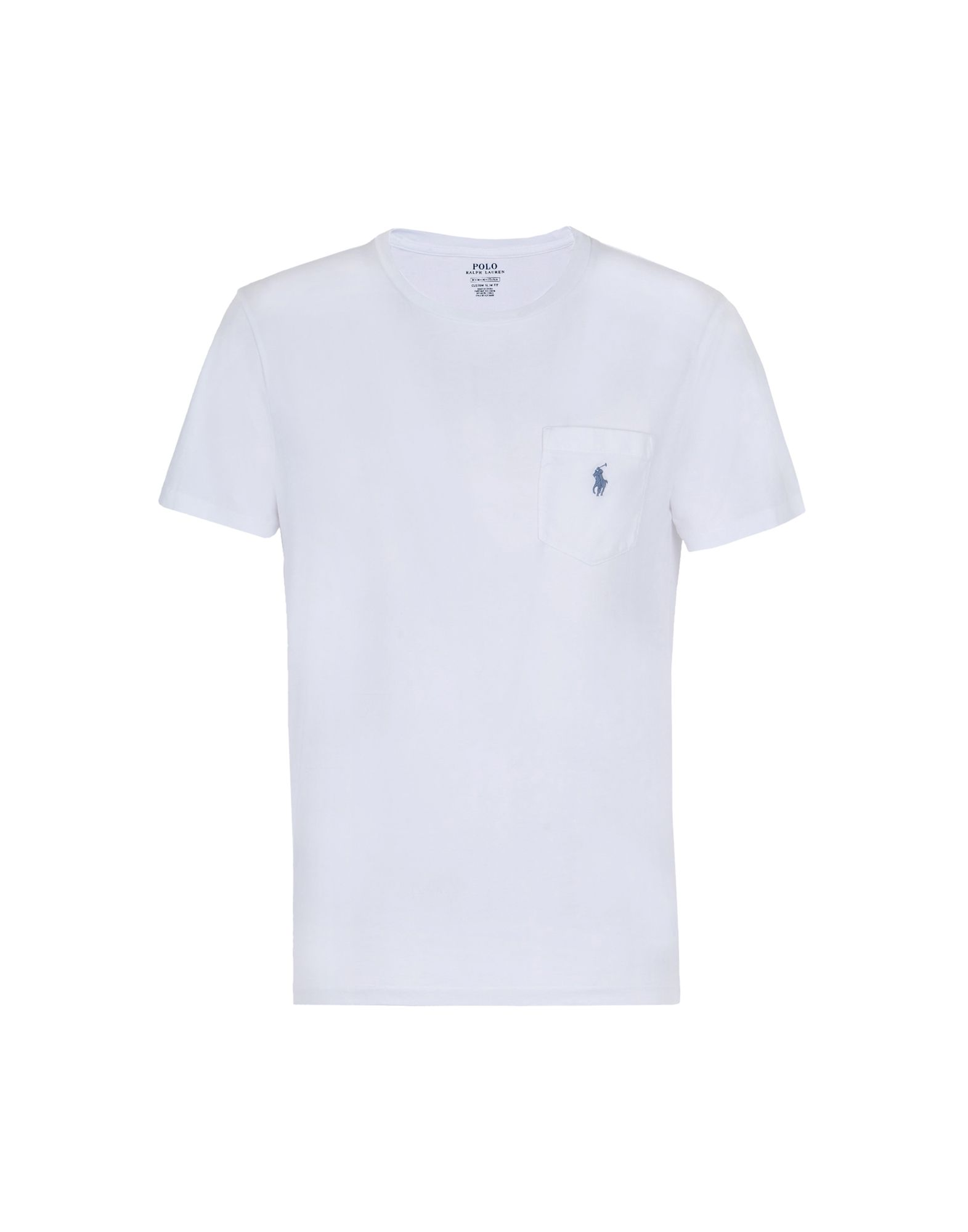T-Shirt Polo Ralph Lauren Fit Custom Fit Lauren T Shirt - Uomo - 12058476LU ec1469