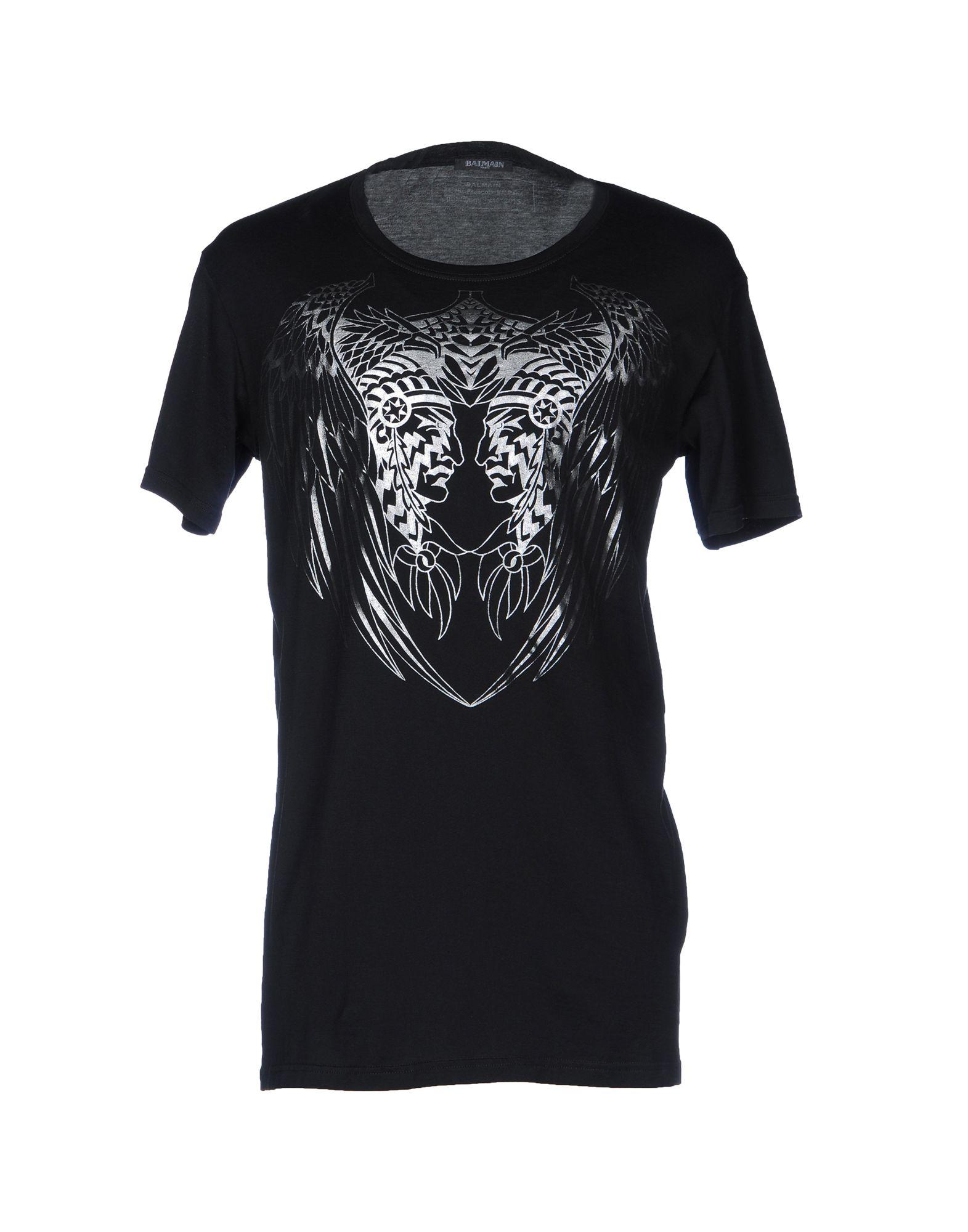 T-Shirt Balmain Uomo - Acquista online su