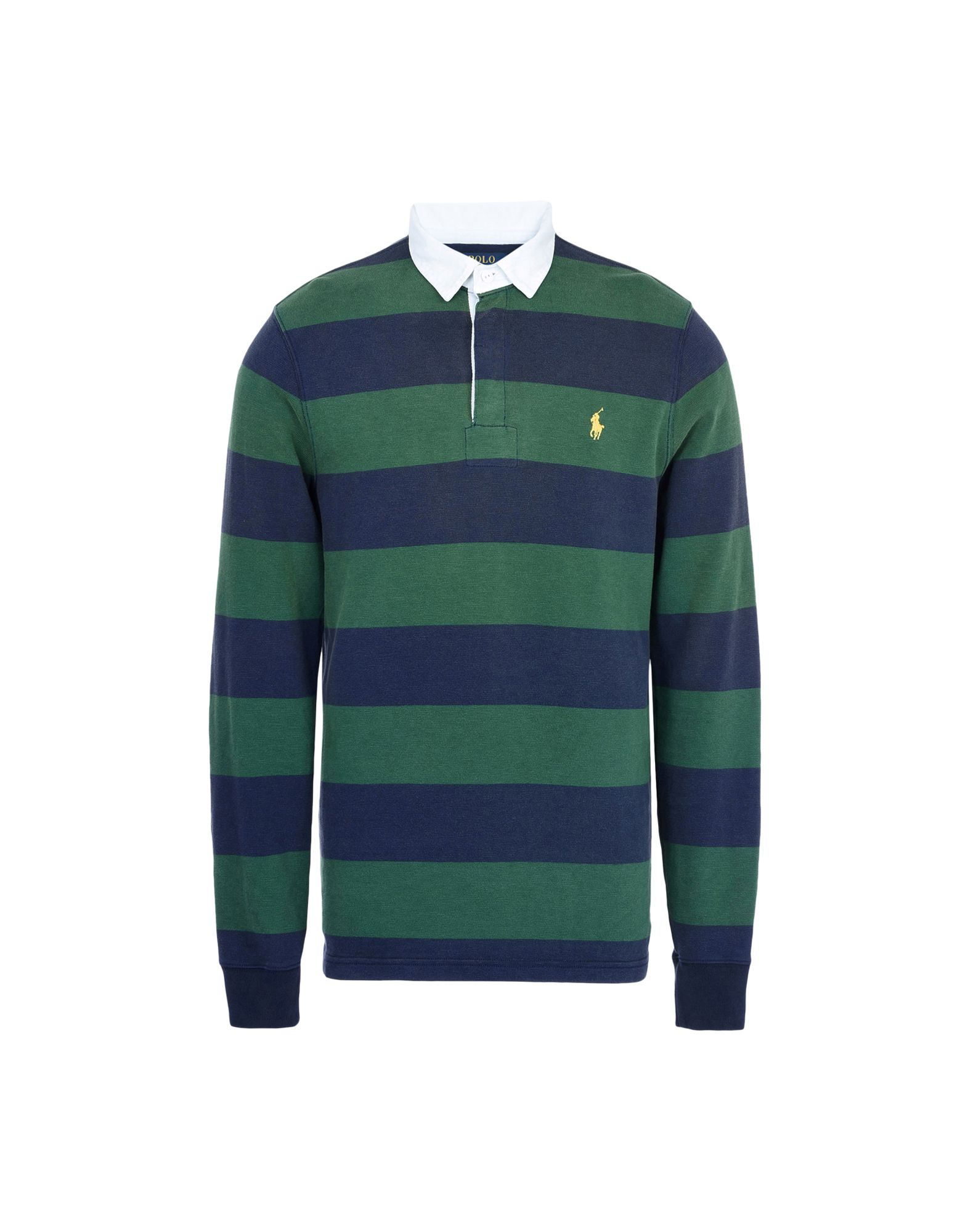6fa8ee7f3420 Polo Ralph Lauren The Iconic Rugby Shirt - Polo Shirt - Men Polo ...