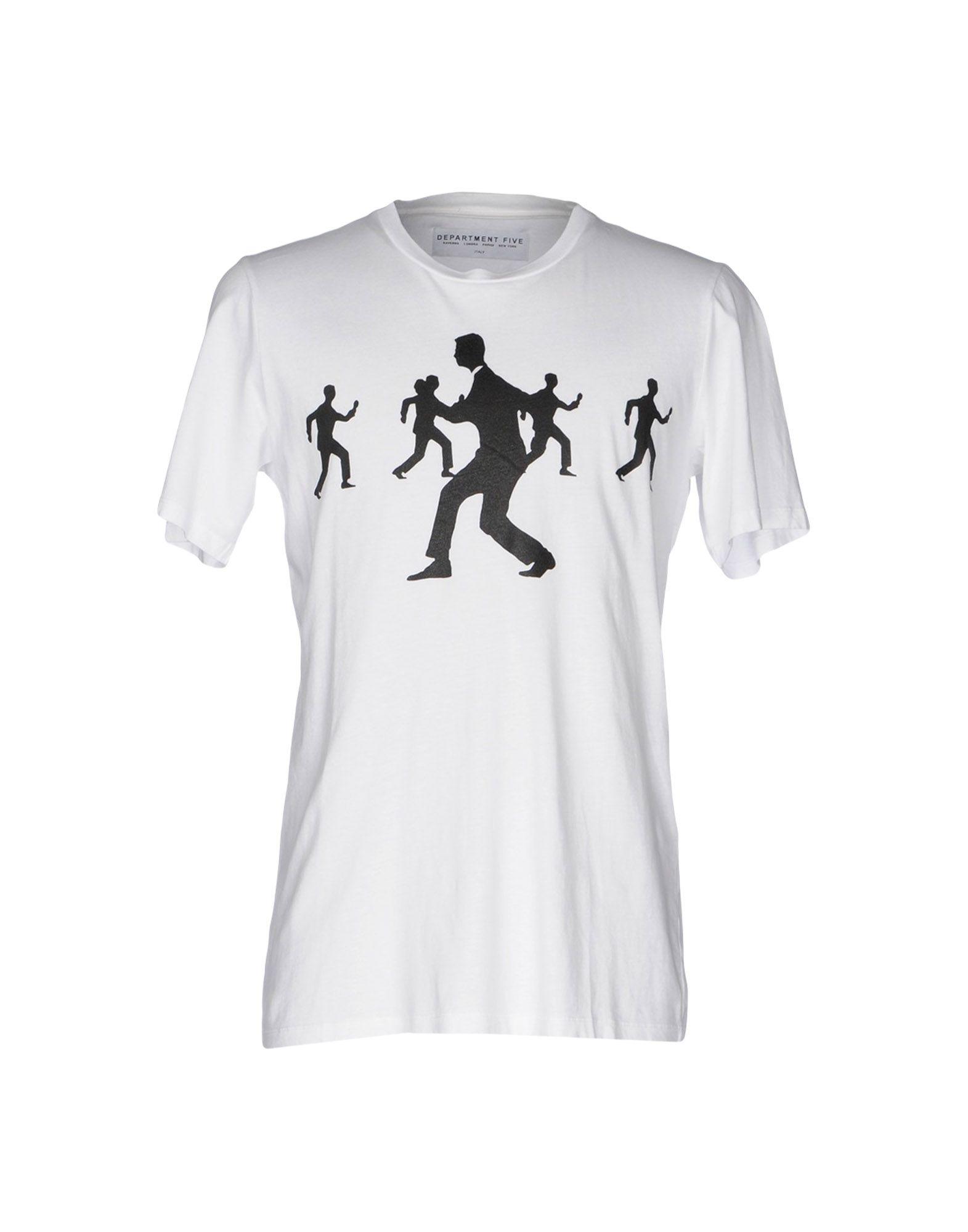 T-Shirt Department 5 herren - 12063025MU