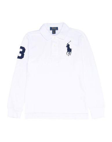 c85819cf Ralph Lauren Polo Shirt Boy 3-8 years online on YOOX Portugal