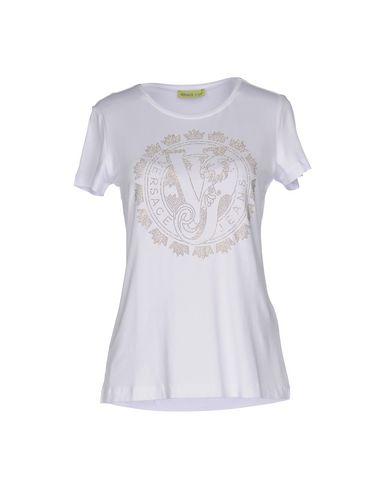 T-Shirt Versace Jeans Femme - T-Shirts Versace Jeans sur YOOX ... 040a708d656e