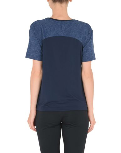 NIKE TOP SHORT SLEEVE INDIGO Camiseta