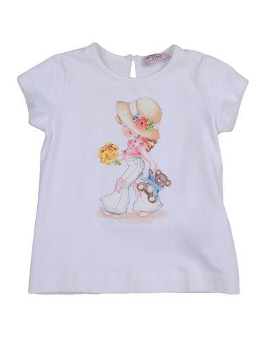 Monnalisa Bebe' T-Shirt Girl 0-24 months online Girl Clothing Bodysuits & Sets waqHDXqT delicate