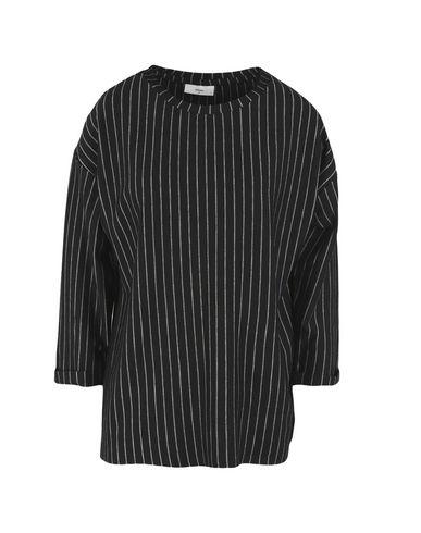 Minimum Lotte 0266 L / S Bluse Camiseta billig salg bla for fint billig beste salg Il9kdTA