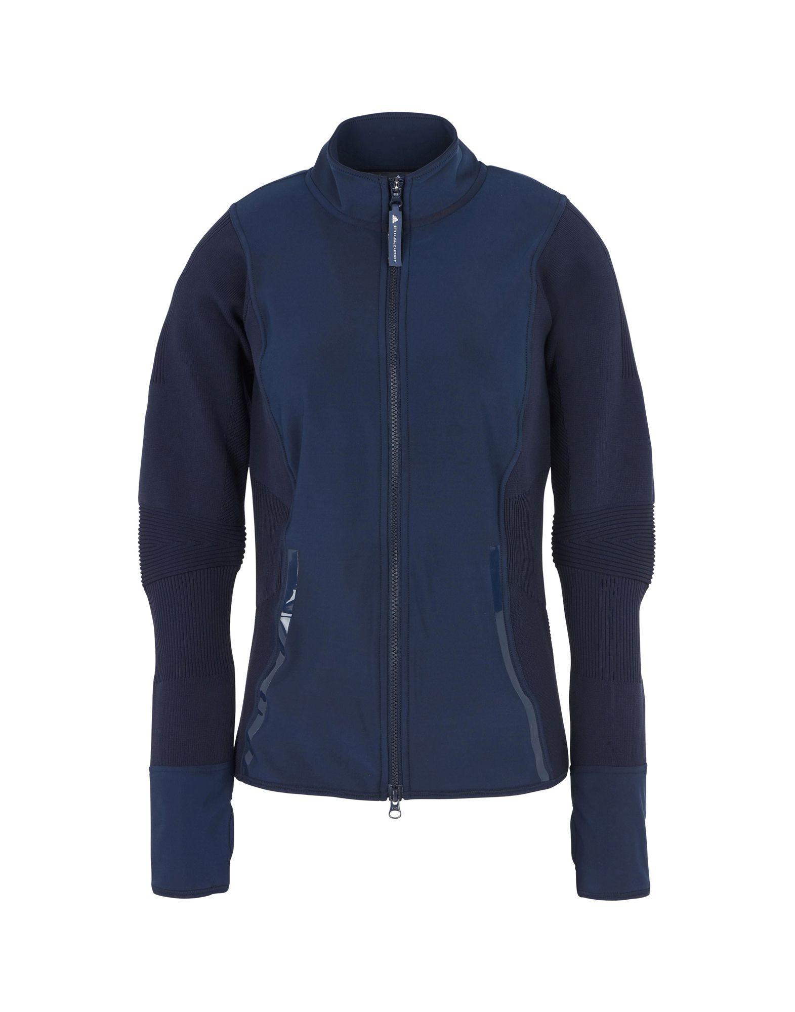 Felpa Adidas By Stella Mccartney Run Knit Ml - Donna - Acquista online su G1anes