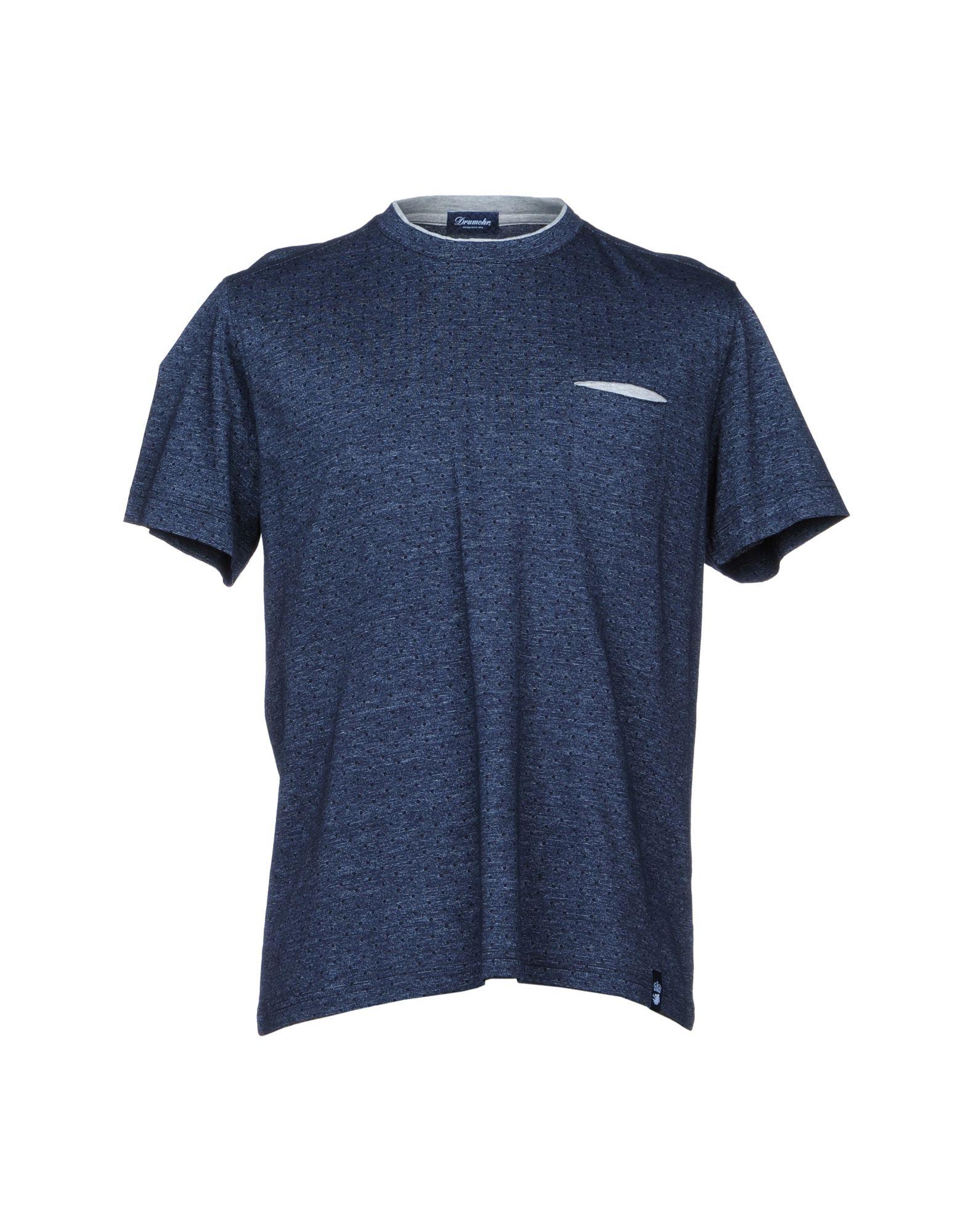 A buon buon mercato A buon buon mercato T-Shirt Drumohr Uomo - 12075188SX 71dc0e