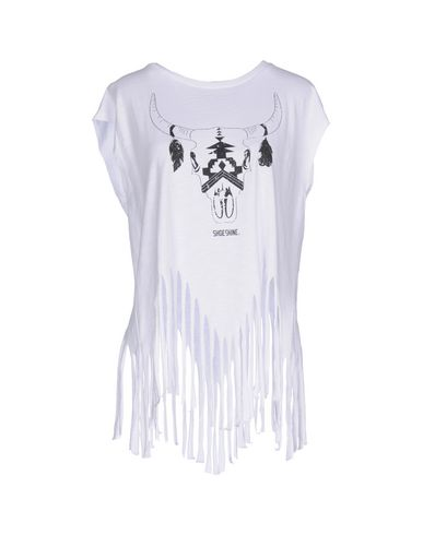 Auslass Verkauf Online Zu Verkaufen SHOESHINE T-Shirt Erhalten Authentisch Günstig Online Finish Günstiger Preis Verkauf Breite Palette Von 0Ys3QM