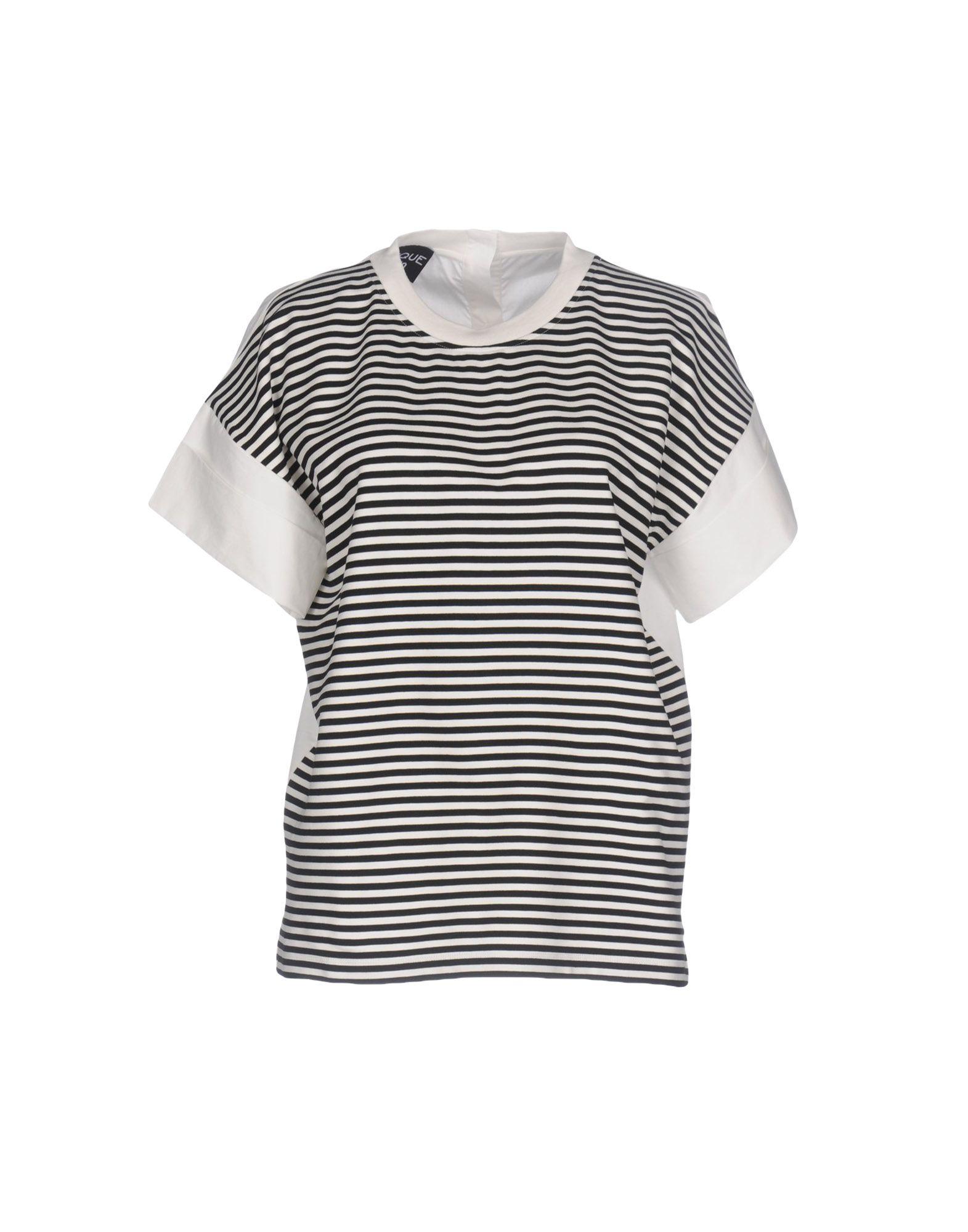 f072aa4fe Boutique Moschino T-Shirt - Women Boutique Moschino T-Shirts online ...