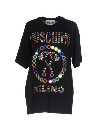 T-Shirt Moschino Donna - Acquista online su YOOX - 12076962 a67750b3e54