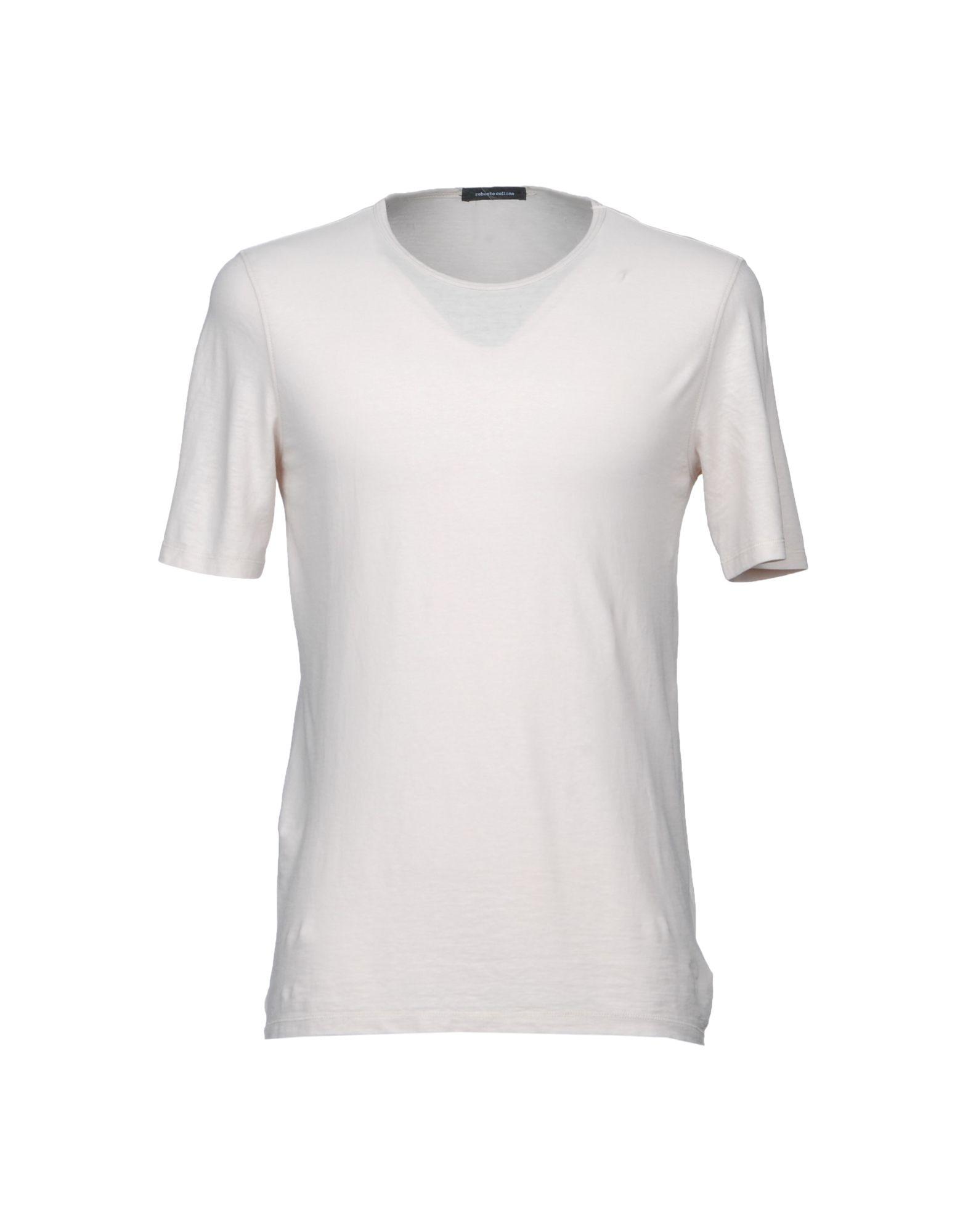 T-Shirt Collina Roberto Collina T-Shirt Uomo - 12077042IL 9da091