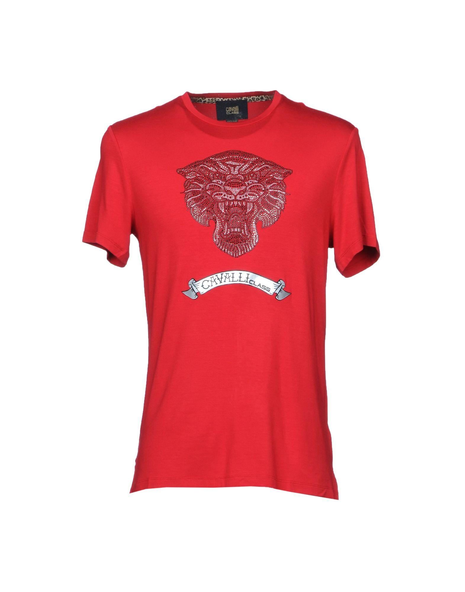 T-Shirt Class Roberto Cavalli Uomo - Acquista online su