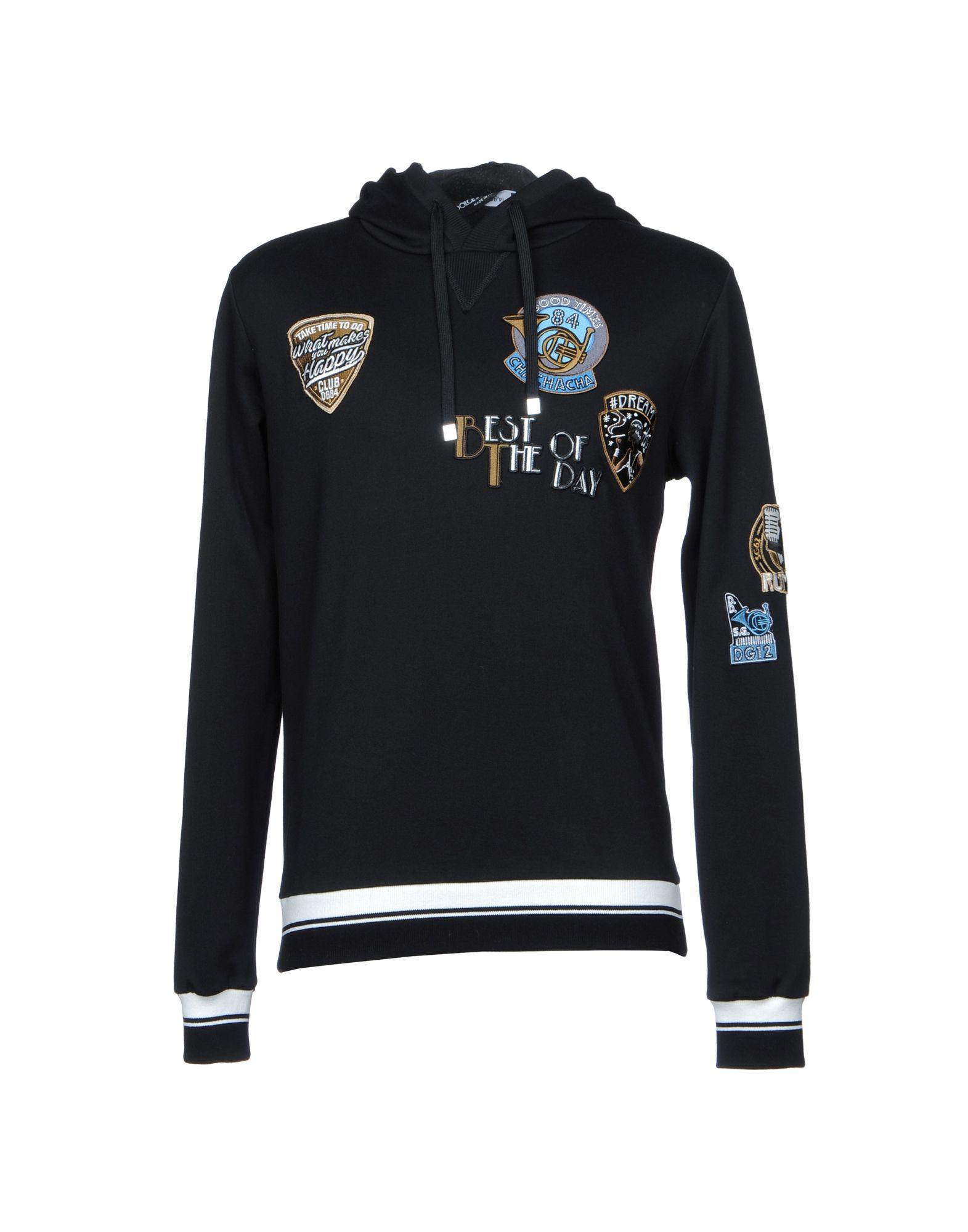 Felpa Uomo Dolce & Gabbana Uomo Felpa - 12077345UD 046523
