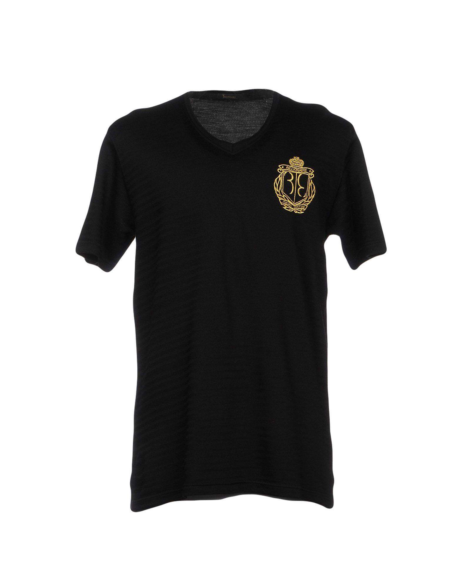 A buon mercato T-Shirt T-Shirt mercato Billionaire Uomo - 12077844GH 687f90