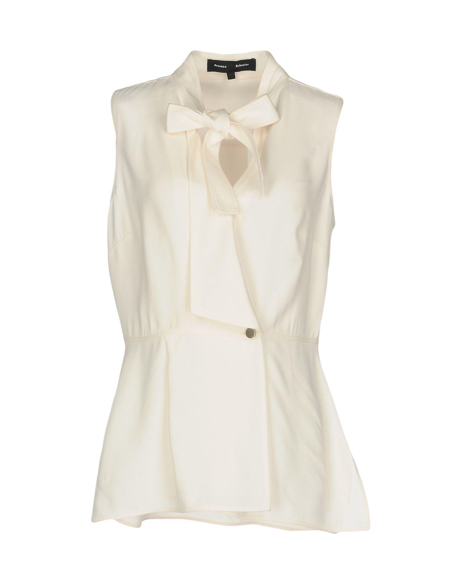 Camicie E Bluse Con Fiocco Proenza Schouler Donna - Acquista online su C1l66PkJ