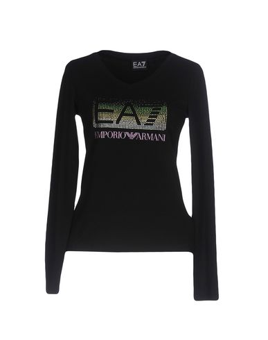 EA7 T-Shirt in Black