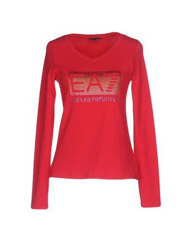 EA7 T-Shirt in Fuchsia