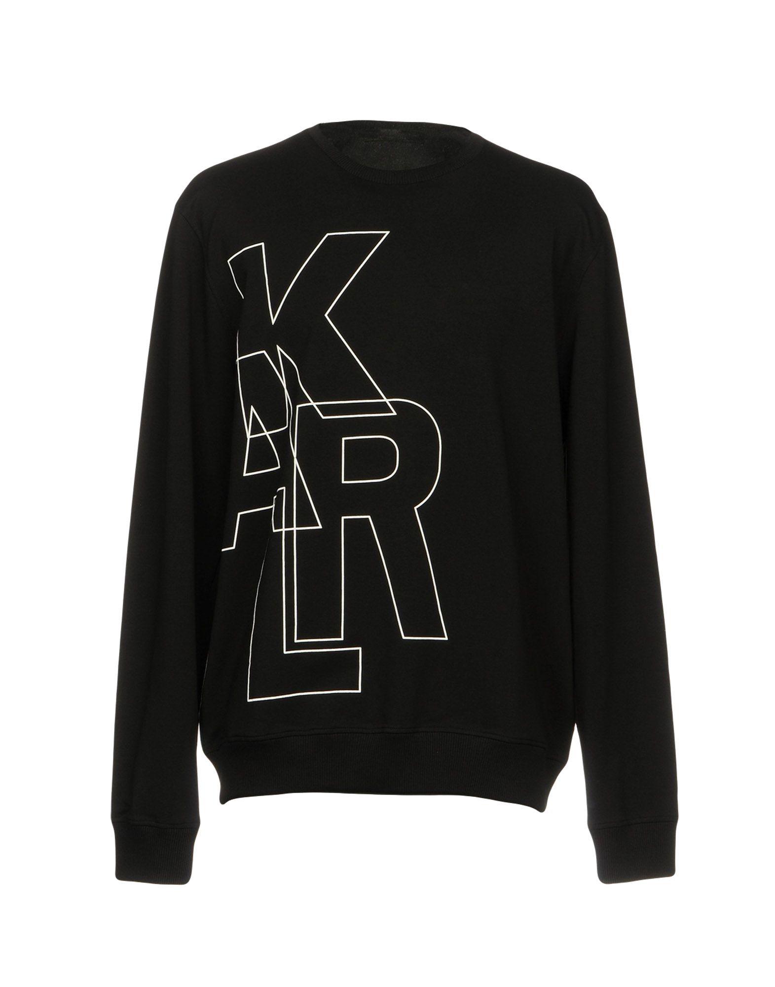 Felpa Karl Lagerfeld Uomo - Acquista online su