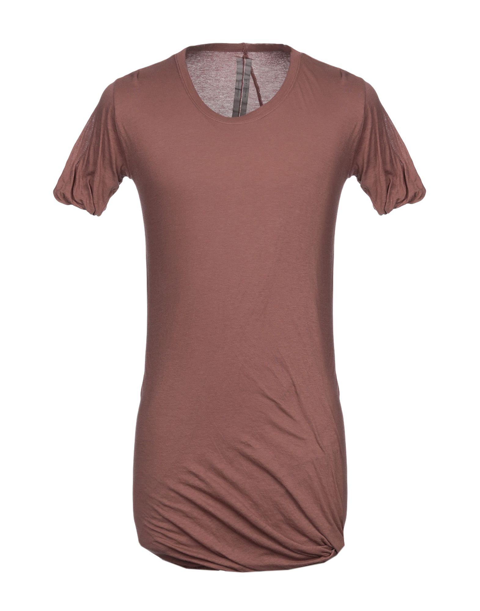 T-Shirt Rick Owens herren - 12079455OJ