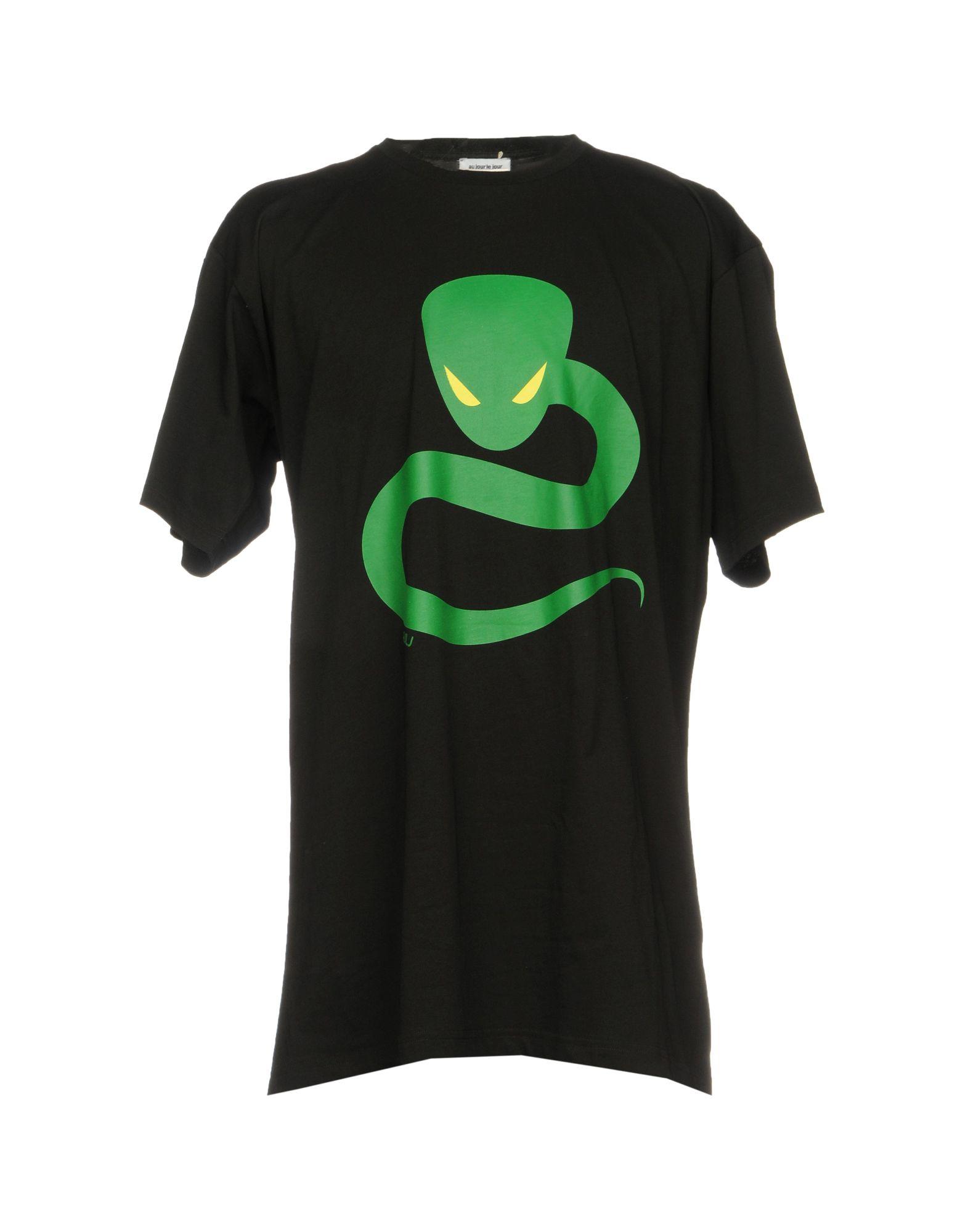T-Shirt Le Au Jour Le T-Shirt Jour Uomo - 12079582EL 2aa08e