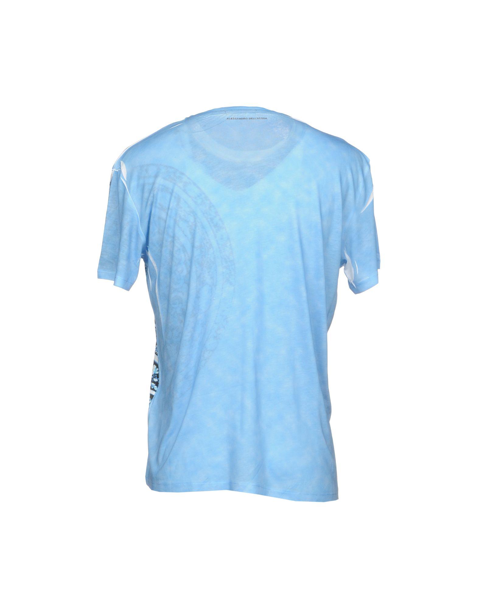 T-Shirt Alessandro 12080007SD Dell'acqua Uomo - 12080007SD Alessandro 67a867