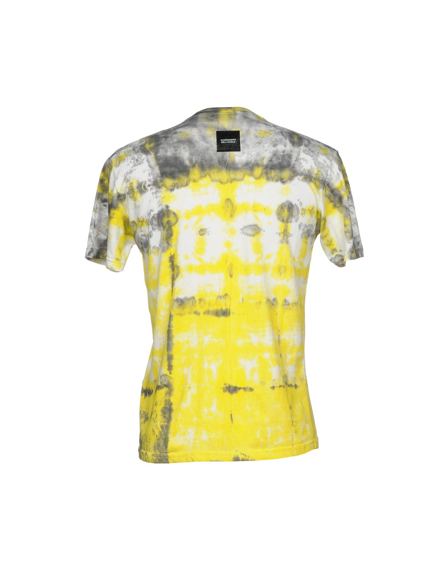 T-Shirt Alessandro Dell'acqua 12080008AP Uomo - 12080008AP Dell'acqua 2b45bb