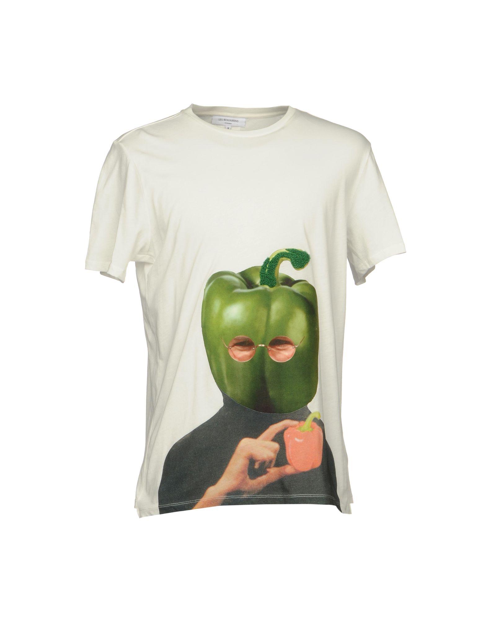 T-Shirt Les Benjamins Uomo - 12080496FC 12080496FC - 527cd3